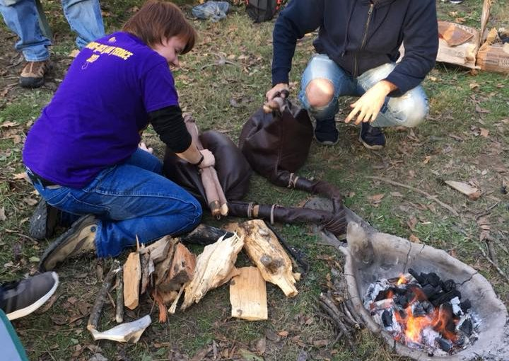 Experimental Archaeology at Western Illinois University